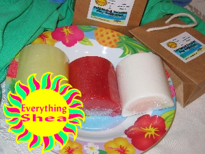 polynesian paradise collection gift bag at everything shea aromatic creations