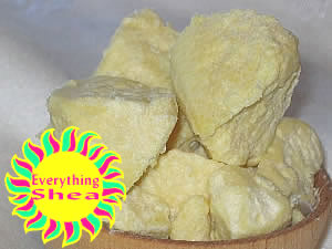 kpangnan golden shea butter at Everything Shea Aromatic Creations