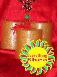 China musk glycerin shea butter soap at Everything Shea Aromatic Creations