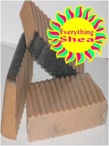 vanilla bean speckles glycerin shea butter kpangnan soap at everything shea aromatic creations